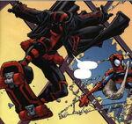 Dwayne Taylor (Earth-20051) Marvel Adventures Spider-Man Vol 1 27