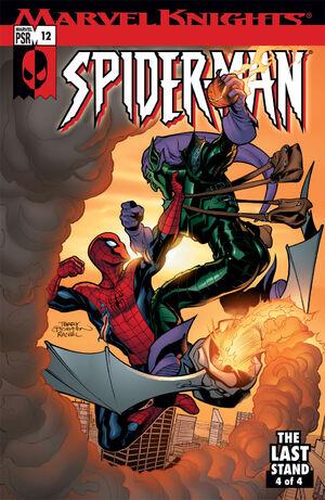 Marvel Knights Spider-Man Vol 1 12