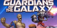 Marvel Universe Guardians of the Galaxy Infinite Comic Vol 1