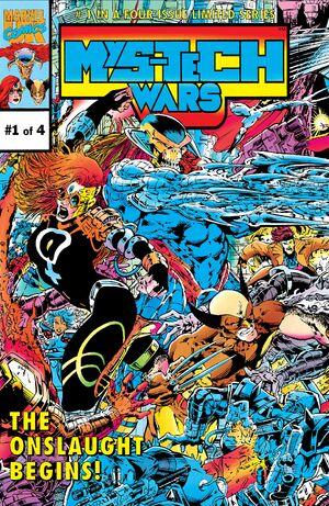 Mys-Tech Wars Vol 1 1