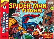 Super Spider-Man and the Titans Vol 1 219