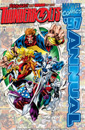 Thunderbolts Annual Vol 1 1997