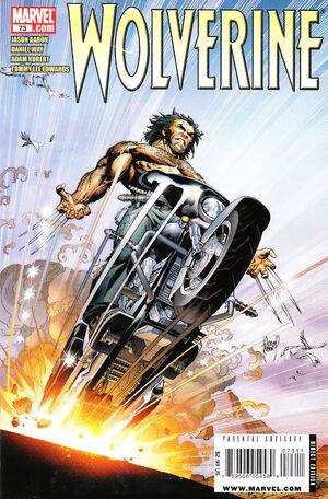 Wolverine Vol 3 73