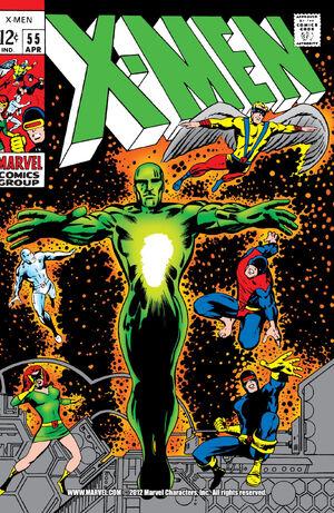 X-Men Vol 1 55