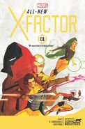 All-New X-Factor Vol 1 1