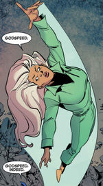 Ororo Munroe (Earth-25158) from Years of Future Past Vol 1 4 0001