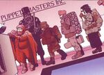 Puppet Masters Inc. (Earth-928) 2099 Unlimited Vol 1 10