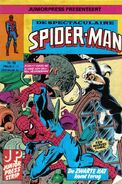 Spectaculaire Spiderman 13
