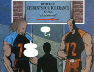 Students for Tolerance (Earth-616) from Chamber Vol 1 4 001
