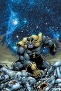 Thanos Vol 1 4 Textless