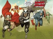 Avengers Unity Division (Earth-616) from Cable and X-Force Vol 1 10