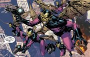 Deviant Skrulls from Young Avengers Vol 1 11 001