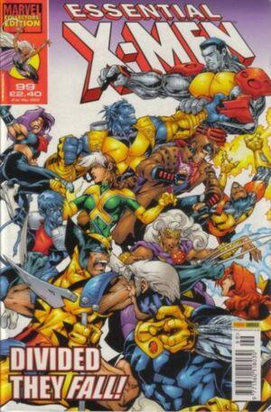 Essential X-Men Vol 1 99