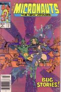 Micronauts Vol 2 6