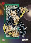 Namor McKenzie (Earth-616) from Marvel Universe Cards Series III 0001