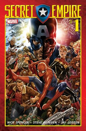 Secret Empire Vol 1 1