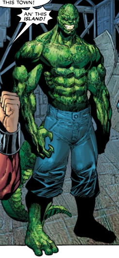 Caiman (Earth-616) from Excalibur Vol 3 1