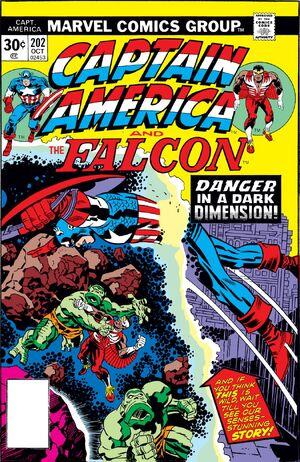 Captain America Vol 1 202