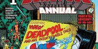Deadpool Annual Vol 4