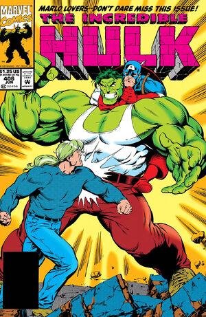Incredible Hulk Vol 1 406