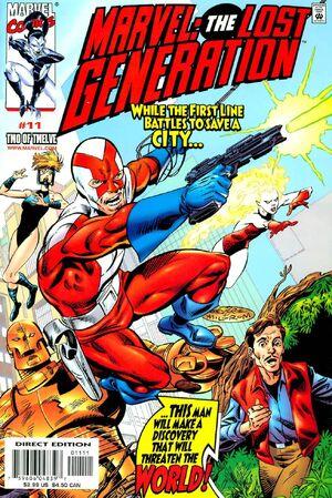 Marvel The Lost Generation Vol 1 11