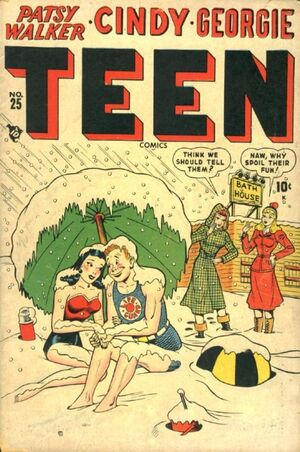 Teen Comics Vol 1 25