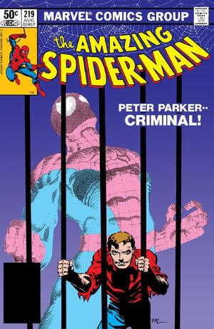 Amazing Spider-Man Vol 1 219