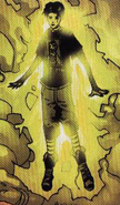 Joel Haines (Earth-616) from X-Men Unlimited Vol 1 35 001