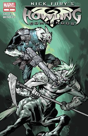 Nick Fury's Howling Commandos Vol 1 5