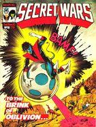 Secret Wars (UK) Vol 1 18