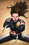 X-23 Vol 3 4 Textless