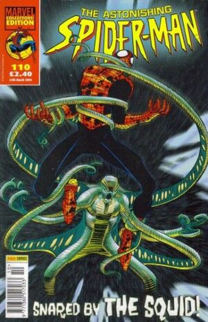 Astonishing Spider-Man Vol 1 110