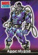 En Sabah Nur (Earth-616) from Marvel Legends (Trading Cards) 0001