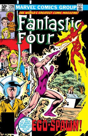 Fantastic Four Vol 1 228