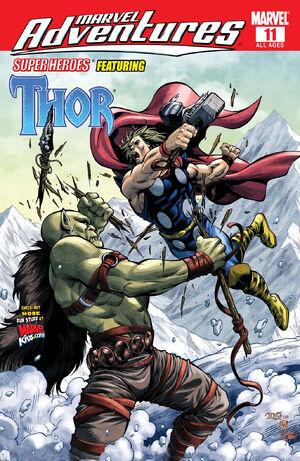 Marvel Adventures Super Heroes Vol 1 11