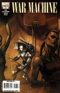 War Machine Vol 2 7 90's Decade Variant