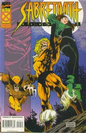 Sabretooth Classic Vol 1 10
