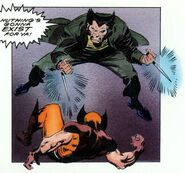 Shiv (Gangster) (Earth-616) from Wolverine Bloody Choices Vol 1 1 0001