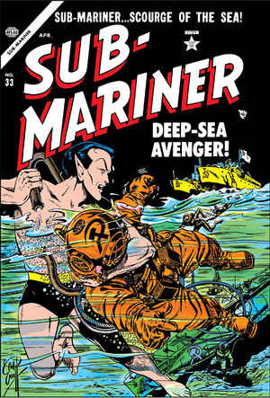 Sub-Mariner Comics Vol 1 33