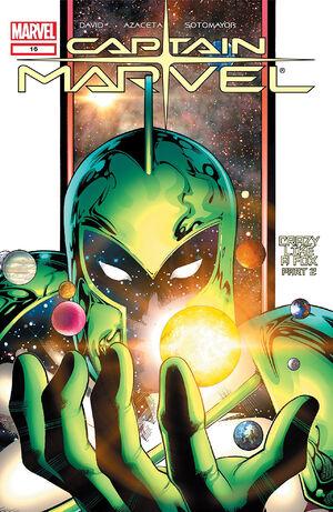 Captain Marvel Vol 5 16