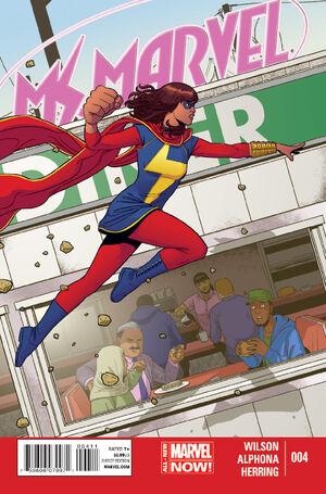 Ms. Marvel Vol 3 4