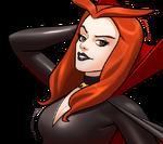 Satana Hellstrom (Earth-TRN562) from Marvel Avengers Academy 001