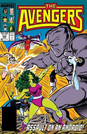 Avengers Vol 1 286