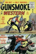 Gunsmoke Western Vol 1 33