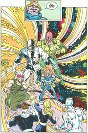 Elders of the Universe, In-betweener (Earth-616) from Silver Surfer Vol 1 17