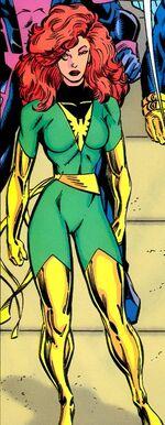 Jean Grey (Earth-928) X-Men 2099 Vol 1 8