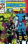 Mys-Tech Wars Vol 1 2