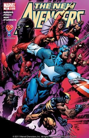 New Avengers Vol 1 12