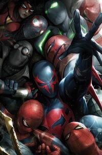 Spider-Man 2099 Vol 2 8 Textless