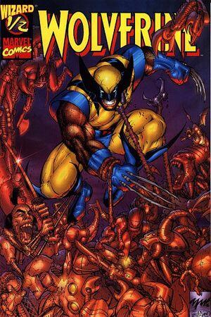 Wolverine Vol 2 ½